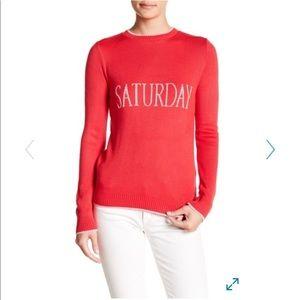 Sweaters - SATURDAY Sweater New w tags Sizes L & XL